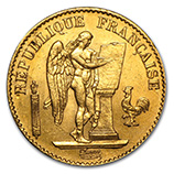 20 Franc French Gold Coins